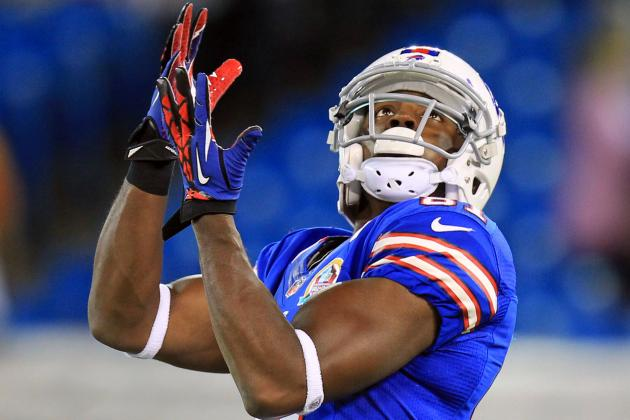 Bills Wide Receiver Position Has Roles to Fill