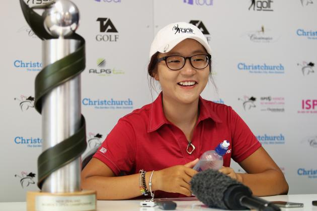 15-Year-Old Wins 3rd Pro Title