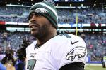 Eagles Sign Vick to Restructured Deal