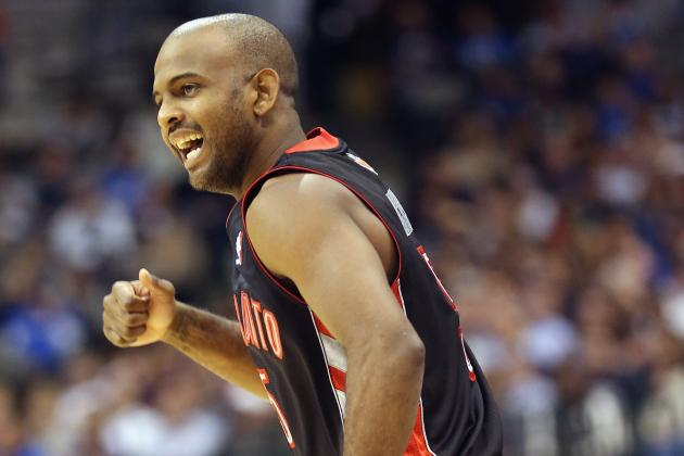 John Lucas Key Down Stretch as Raptors Whip Hornets 102-89