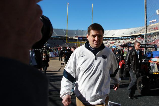 Jay Paterno Says He Never Recalls Seeing Jerry Sandusky