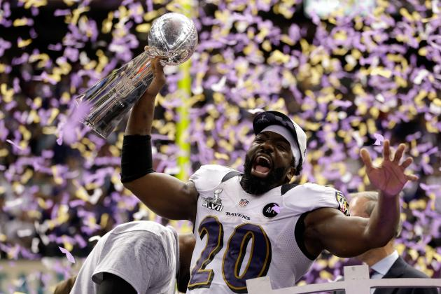 Ed Reed Talks About Winning It All in Hometown and House Break-In