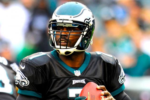Michael Vick and Philadelphia Eagles Reportedly Agree to 1-Year Contract