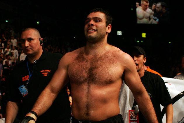 Gabriel Gonzaga Faces Travis Browne at Ultimate Fighter 17 Finale in April