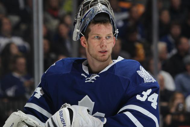 Reimer Moving in Right Direction for Leafs