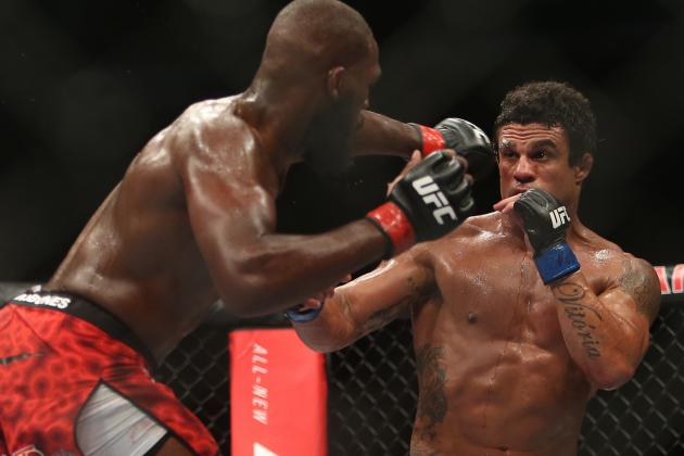 Vitor Befort Still Calling for a Shot at Jon Jones