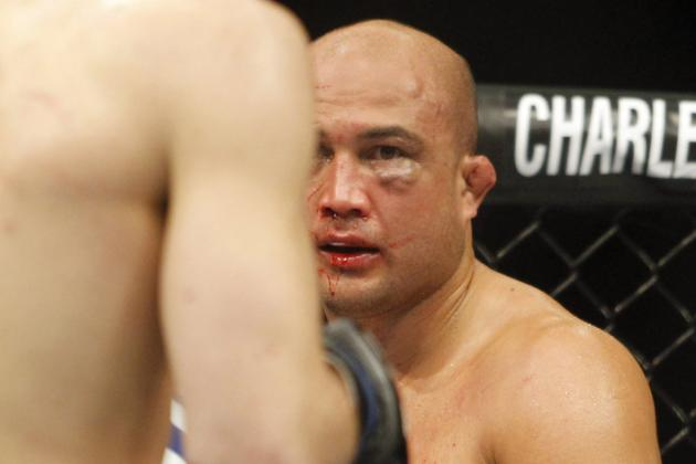 Former UFC Champ BJ Penn to Undergo Eye Surgery to Repair Cataract