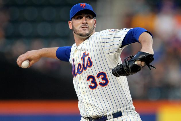 Fantasy Baseball 2013: Matt Harvey or Ryan Vogelsong?
