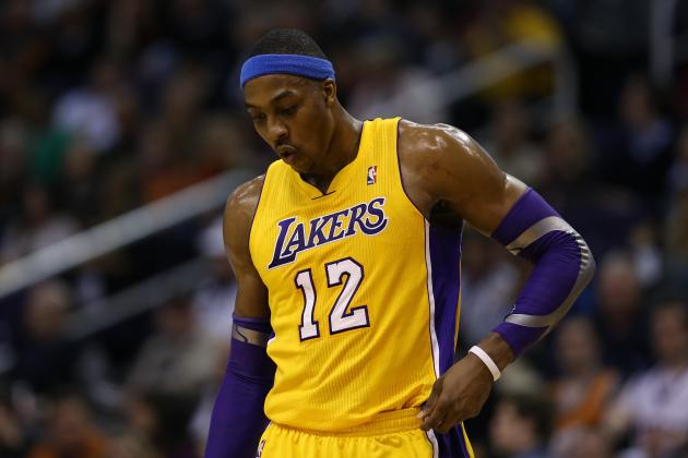 Dwight Howard: Disastrous Season Won't Keep Lakers Star from Massive Contract