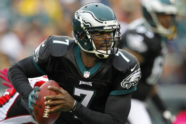 Regardless of End Result, 1-Year Restructured Deal Is a Win-Win for Vick, Eagles