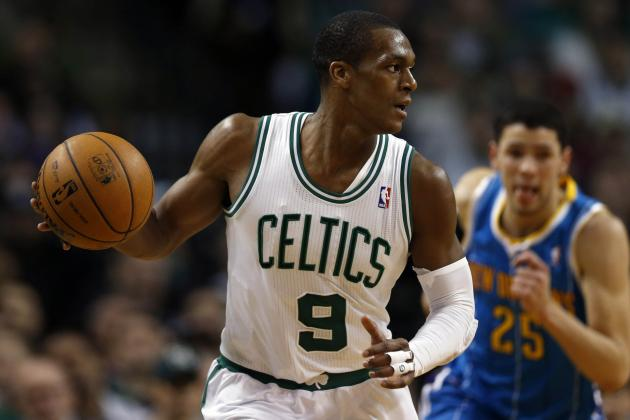 Should the Celtics Consider Trading Rajon Rondo?