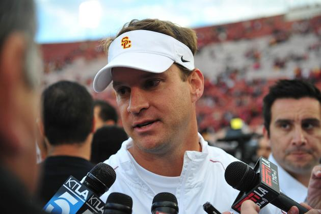 USC Football: Trojans Will Contend for Pac-12 Title Despite Offseason Struggles