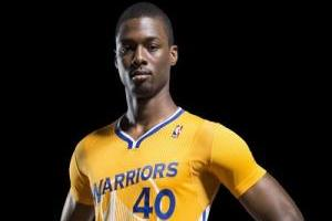 Warriors to Unveil Jersey with Sleeves