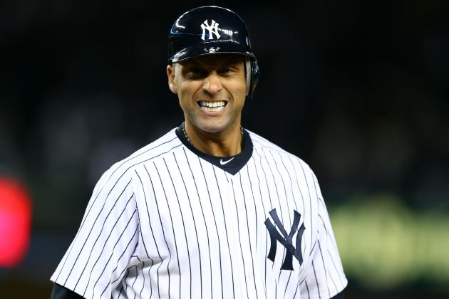 Jeter Runs at Yankees Complex, Cleared 'to Do Everything'