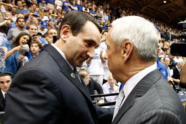 Debate: Who's the Better Coach -- Mike Krzyzewski or Roy Williams?