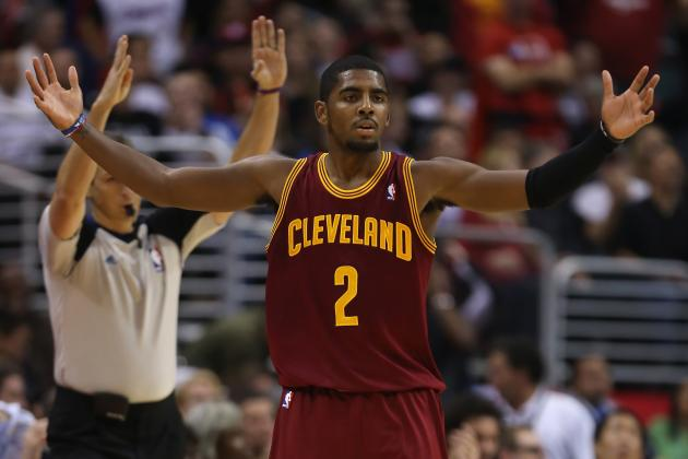 NBA All-Star Game 2013: Power Ranking This Year's First-Time Players