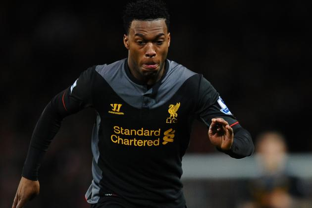 Liverpool's Daniel Sturridge Reveals How Frustration Drove Him to Tears