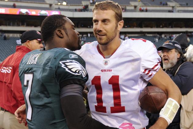 Michael Vick Deal with Eagles Follows Blueprint
