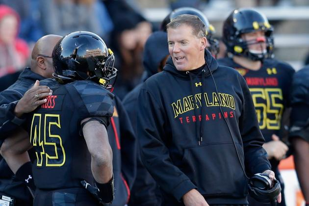 Maryland Recruits Excited About B1G