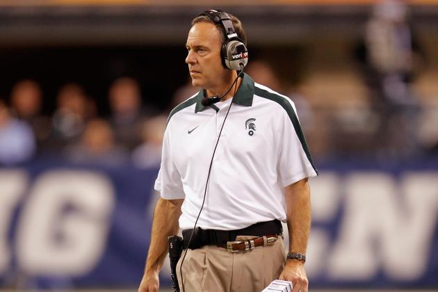 Michigan State Hires Burton as DL Coach