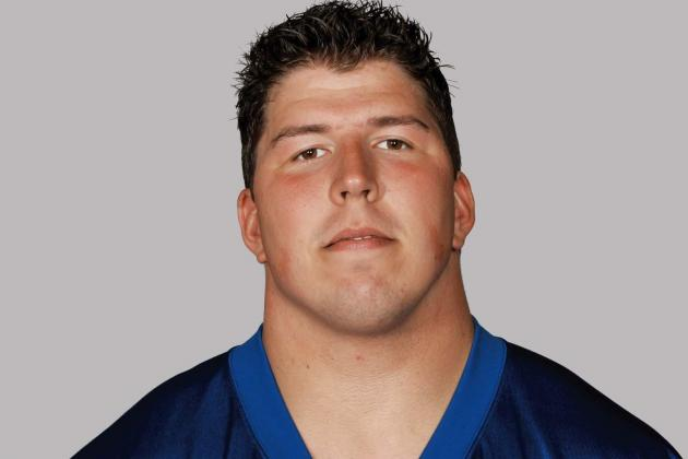 Giants Offensive Tackle David Diehl Pleads Guilty to Drunk Driving