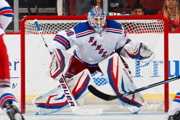 Hartnett: 'King of New York' Lundqvist Returns to Vezina Trophy Form