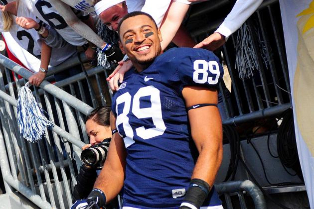 Penn State Lineman Granted Sixth Year of Eligibility