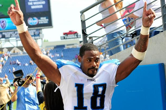 Kenny Britt Can Shine 'If He Gets His Mind Right,' Randy Moss Says
