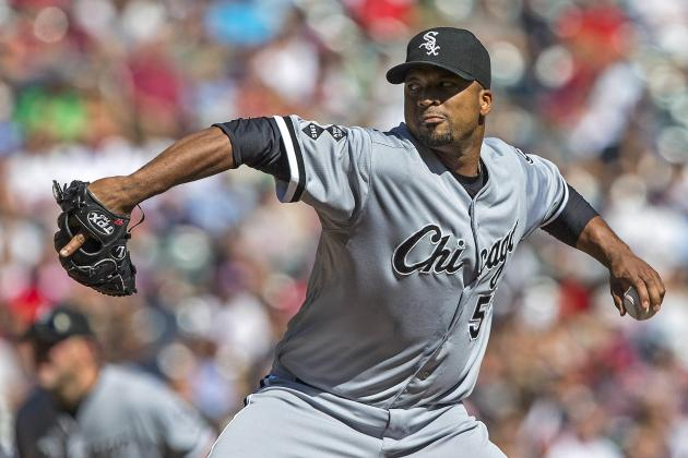 Pirates' Francisco Liriano Says He Broke His Arm Performing Prank on Christmas