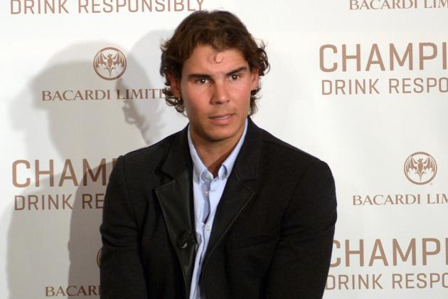Rafa Nadal Positive on Comeback Despite Suffering Pain in VTR Open Final Defeat