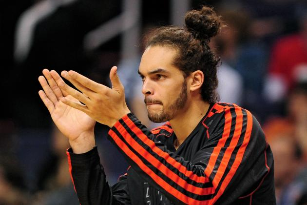 Chicago Bulls Injury Update: Joakim Noah a Game-Time Decision, Again