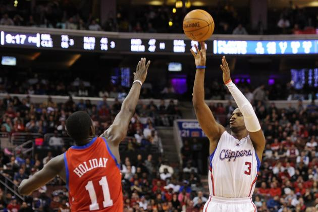 Clippers-76ers Preview