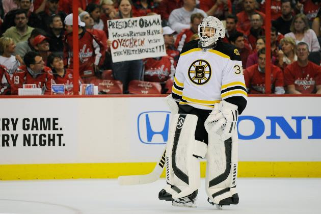 What Will Tim Thomas' Legacy Be in Boston?