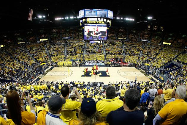 Michigan State's Rivalry Basketball Game with Michigan First of Its Kind