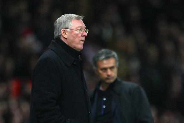 Manchester United vs. Real Madrid: Can Ferguson Master Mourinho?