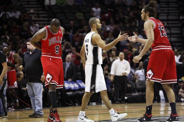 Spurs-Bulls Preview