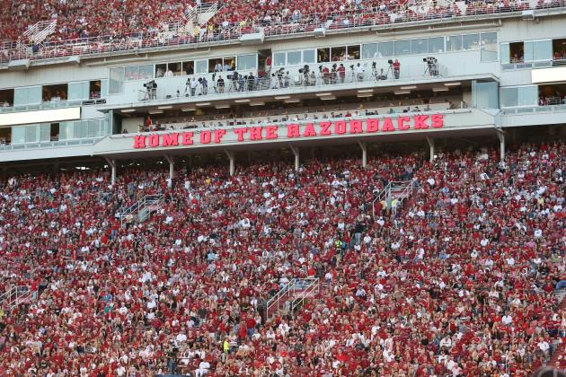 UA Board of Trustees Approves Feasibility Study for Hogs' Stadium Expansion