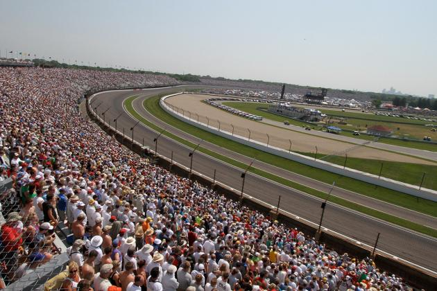 Indy Eyes Night Race Pending $100M Upgrade