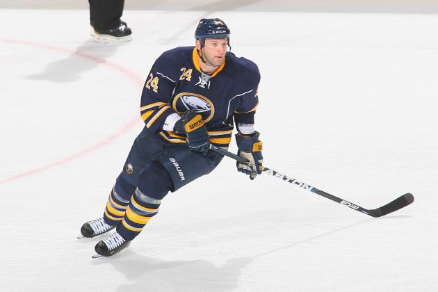 Sabres' Regehr Returns After Missing 7 Games