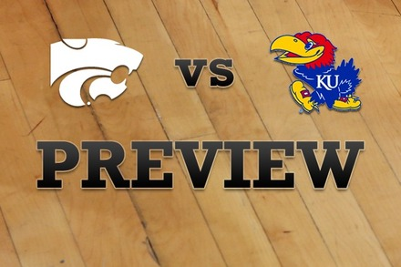 Kansas State vs. Kansas: Full Game Preview