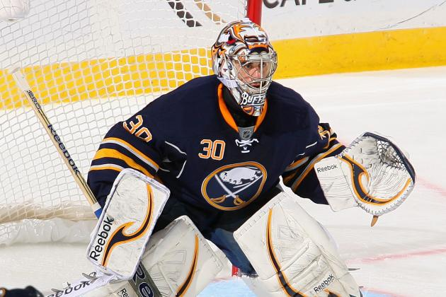 Sabres Take a Break from Schedule Overload