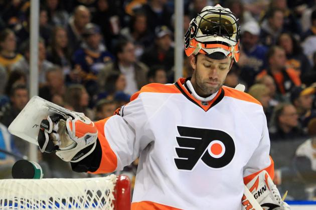 Flyers Recall Boucher, Place Leighton on Injured Reserve