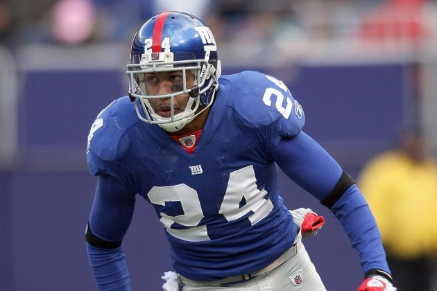 Giants Re-Sign Terrell Thomas