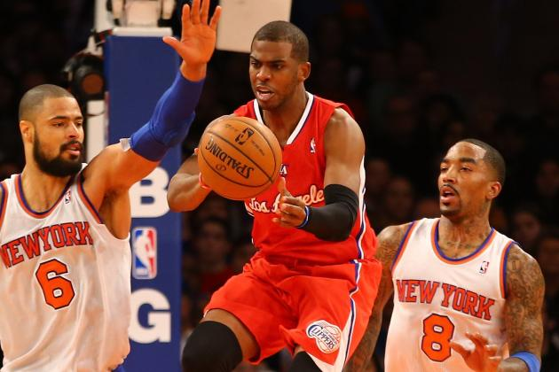 LA Clippers: After Defeating Knicks, Are the Clippers Back to Contender Status?