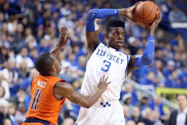 Nerlens Noel Wins the SEC Freshman of the Week Award