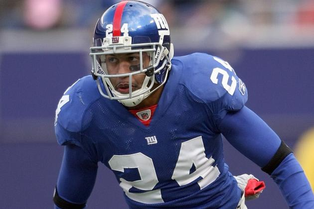 Terrell Thomas Signs New Deal with Giants for 2013