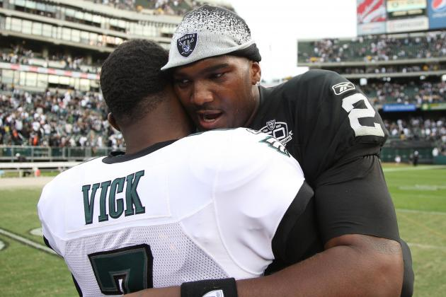 Michael Vick's Restructured Contract Hurts the Oakland Raiders