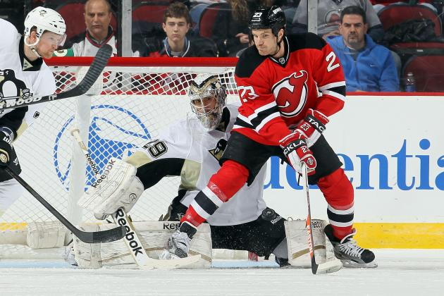 New Jersey Devils' David Clarkson Blossoms into a Scorer