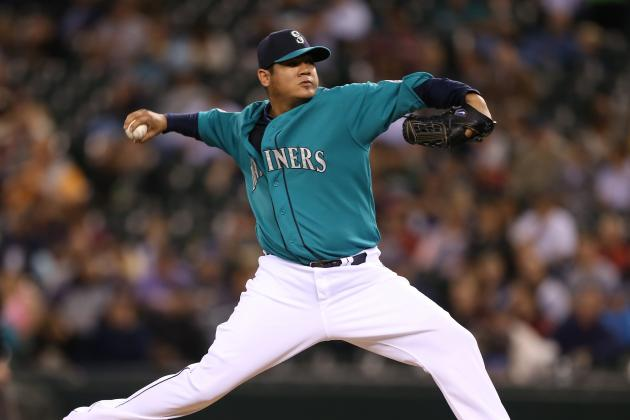 Felix Hernandez Agrees to Historic Contract Extension with the Seattle Mariners