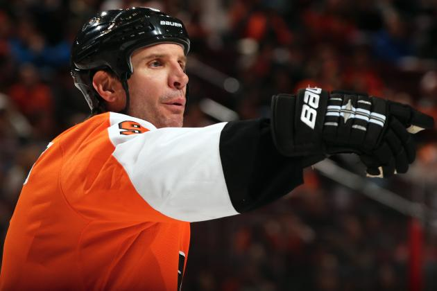 Flyers' Knuble: Capitals Fans 'Kinda Just Jumping on the Band Wagon'